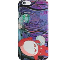 Red Totoro iPhone Case/Skin