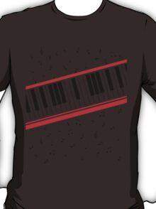 Piano Keyboard Beat It T-Shirt