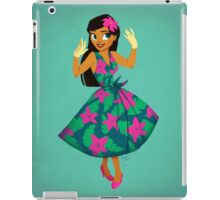 Girl of Adventure iPad Case/Skin