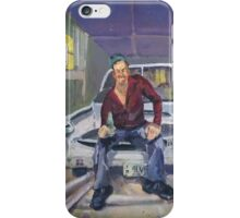 Remembrance of youth with the car iPhone Case/Skin