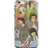 Zayn Malik and his tattoos iPhone Case/Skin
