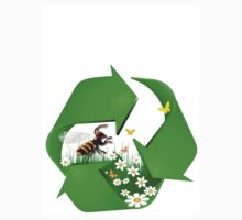 recycling by bonardelle