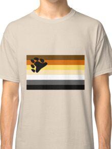 Bear Pride Flag Classic T-Shirt
