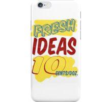Fresh Ideas iPhone Case/Skin