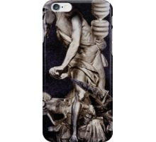 When I was Young Iceskating My Dad Laughed so Much He Wet Himself. iPhone Case/Skin