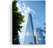 After 9-11 Canvas Print