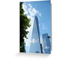 After 9-11 Greeting Card