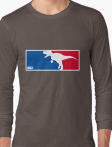 Dinosaurs National Basketball Association Long Sleeve T-Shirt