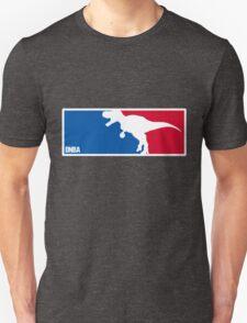 Dinosaurs National Basketball Association T-Shirt