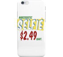 Narcissistic Selfie Supermarket iPhone Case/Skin