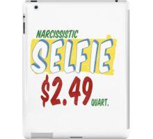 Narcissistic Selfie Supermarket iPad Case/Skin