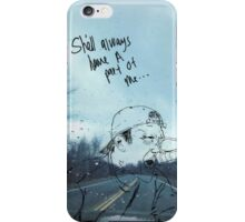 neck deep - a part of me iPhone Case/Skin