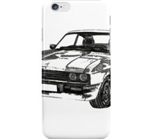 Ford Capri 3.0 S MK3 iPhone Case/Skin