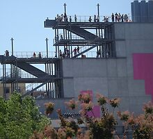 Whitney Museum at the High Line, Renzo Piano, Architect, New York City by lenspiro