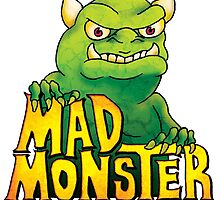 Mad Monster by manyhats