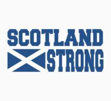 Scotland Strong by Garaga