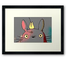 Fishing for cats! Framed Print