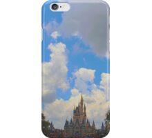 Magic Kingdom: Cinderella's Castle iPhone Case/Skin