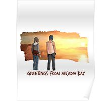 Greetings from Arcadia Bay Poster