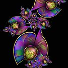 Old School Fractal Treasure 2 by lacitrouille