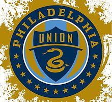 Philadelphia Union Splash by quinnprees