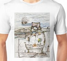 Edge of Imagination Unisex T-Shirt