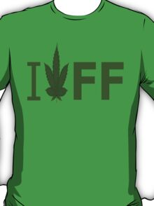 I Love FF T-Shirt