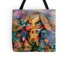 Dolphin Hugs Tote Bag