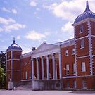 Osterley Park, front  by BronReid