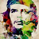 Che Guevara Urban Art by ArtPrints