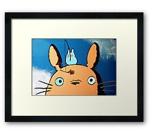 Fishing for cats! No2 Framed Print