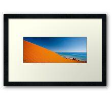 Point Peron, WA Framed Print
