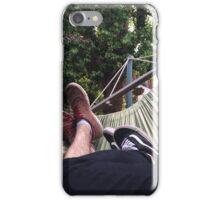 hammock chills iPhone Case/Skin