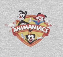 Animated Maniacs by Joey Pedras