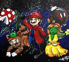 Plumbers of the Galaxy by Kate Marley