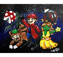 Plumbers of the Galaxy Photographic Print