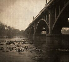 Gervais Street Bridge. by Jay Reed