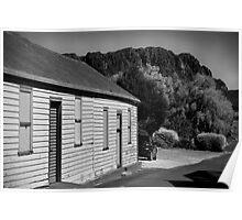 Mt Roland, Sheffield Tasmania Poster