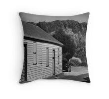 Mt Roland, Sheffield Tasmania Throw Pillow