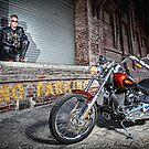 Softail. 2009 Custom. by Mick Smith