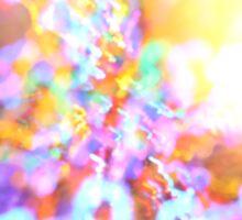 color explosion  Sticker