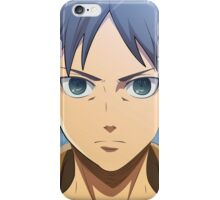 Eren Jaeger iPhone Case/Skin