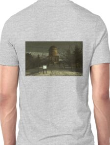 Hamilton Mausoleum , on the Dark Side Unisex T-Shirt