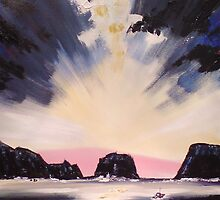 'The Gouliot Passage, Sark' by Martin Williamson (©cobbybrook)