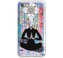 Breathe Peace iPhone Case/Skin