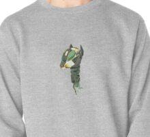 robo pup_verde Pullover