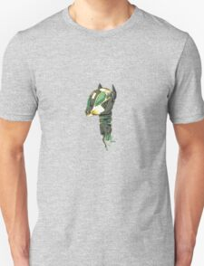 robo pup_verde Unisex T-Shirt
