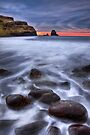 Talisker bay, Isle of Skye, Scotland. by photosecosse /barbara jones