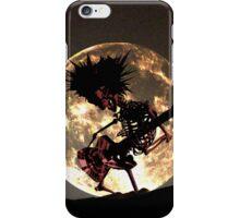 SKELETON MOON iPhone Case/Skin