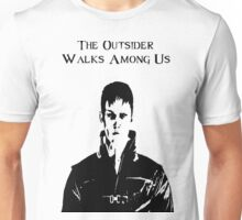 The Outsider Walks Among Us - Hello Corvo Alt Unisex T-Shirt